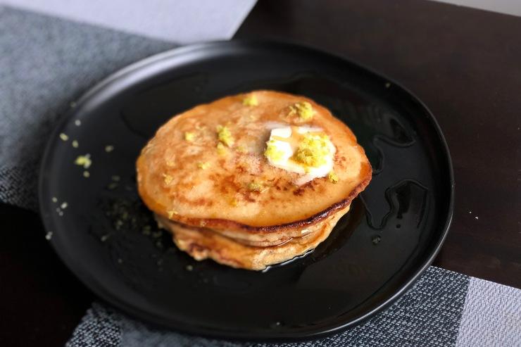 buddha's hand pancakes