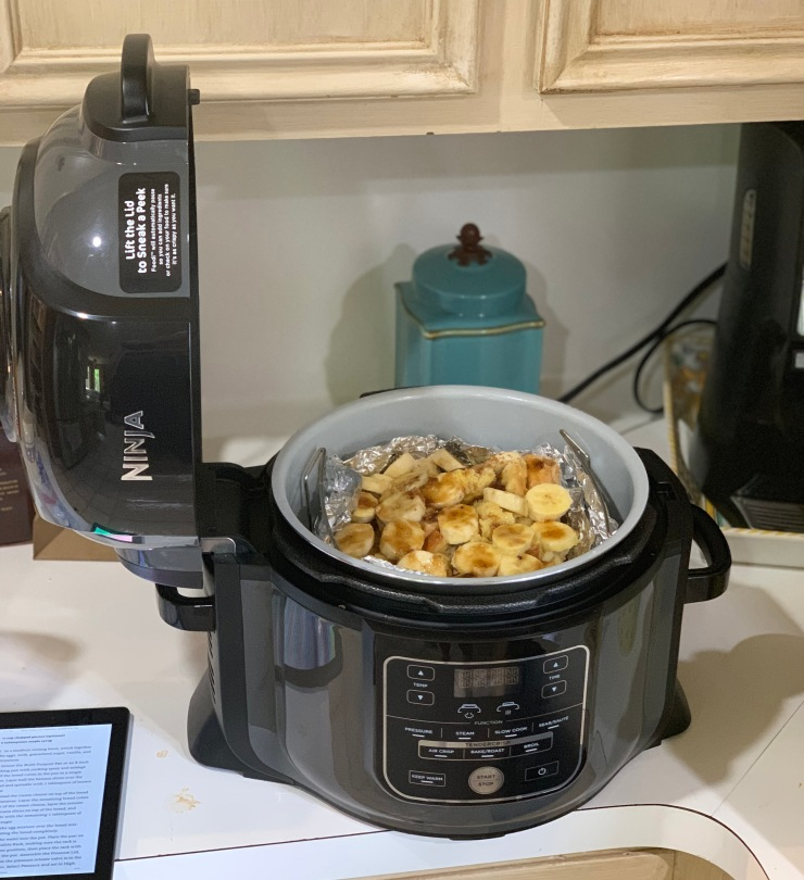 Ninja Foodi French Toast Pre-Cook